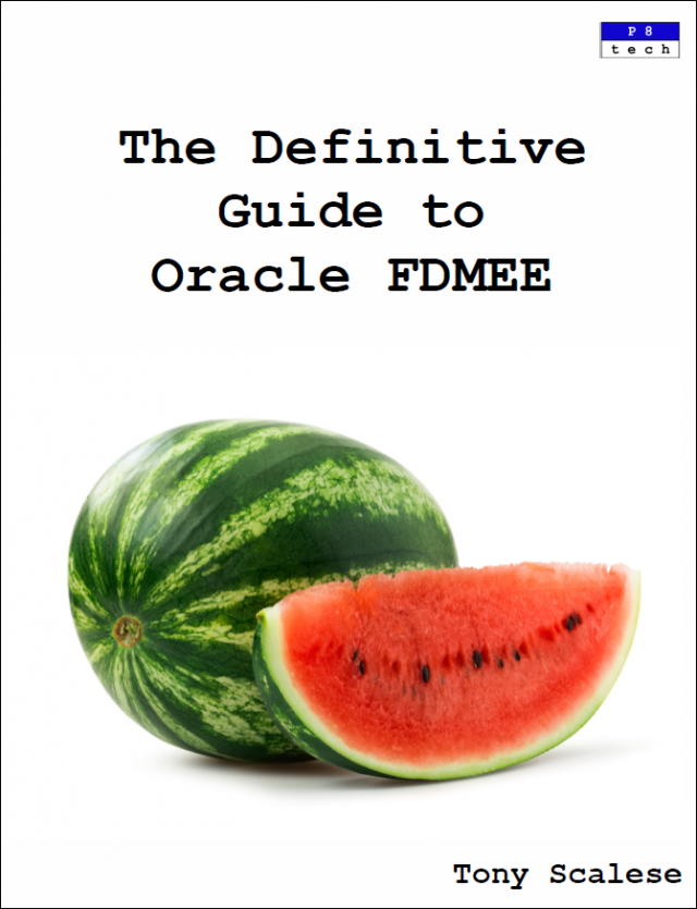 Oracle FDMEE