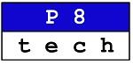 P8tech Logo