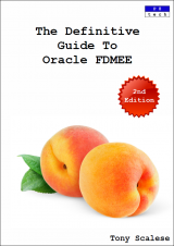 Oracle FDMEE Book 2nd Edition