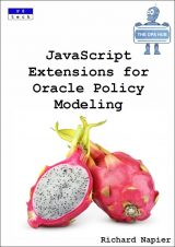 Javascript Extensions Oracle Policy Modeling