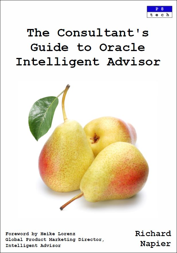 Oracle Intelligent Advisor Book